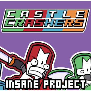 Castle Crasher𝑠 (PC/Steam) 𝐝𝐢𝐠𝐢𝐭𝐚𝐥 𝐜𝐨𝐝𝐞 / 🅸🅽🆂🅰🅽🅴 𝐨𝐟𝐟𝐞𝐫! - 𝐹𝑢𝑙𝑙 𝐺𝑎𝑚𝑒