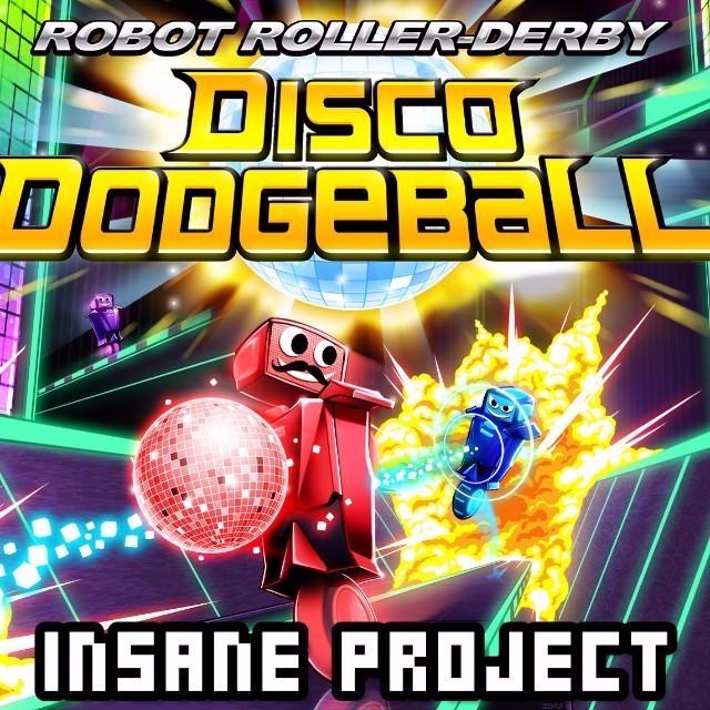 Robot Roller-Derby Disco Dodgeball (PC/Steam) digital code