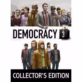 Democracy 3 Collector's Edition Steam Key
