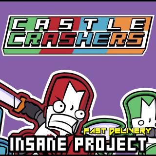 Castle Crashers Steam Key GLOBAL
