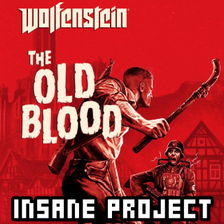WOLFENSTEIN: THE OLD BLOOD (PC/Steam) 𝐝𝐢𝐠𝐢𝐭𝐚𝐥 𝐜𝐨𝐝𝐞 / 🅸🅽🆂🅰🅽🅴 - 𝐹𝑢𝑙𝑙 𝐺𝑎𝑚𝑒