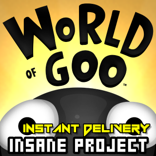 World of Goo ✈INSTANT DELIVERY