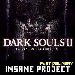 Dark Souls II: Scholar of the First Sin (PC/Steam) 𝐝𝐢𝐠𝐢𝐭𝐚𝐥 𝐜𝐨𝐝𝐞 / 🅸🅽🆂🅰🅽🅴 𝐨𝐟𝐟𝐞𝐫! - 𝐹𝑢𝑙𝑙 𝐺𝑎𝑚𝑒