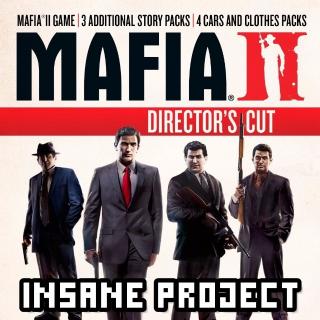 Mafia II: Director's Cut Steam Key GLOBAL