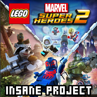 LEGO Marvel Super Heroes 2 (PC/Steam) 𝐝𝐢𝐠𝐢𝐭𝐚𝐥 𝐜𝐨𝐝𝐞 / 🅸🅽🆂🅰🅽🅴 𝐨𝐟𝐟𝐞𝐫! - 𝐹𝑢𝑙𝑙 𝐺𝑎𝑚𝑒