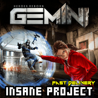 Gemini: Heroes Reborn Steam Key GLOBAL