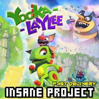Yooka-Laylee Steam Key GLOBAL