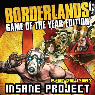 Borderlands GOTY EDITION [STEAM][REGION:GLOBAL][KEY/CODE]