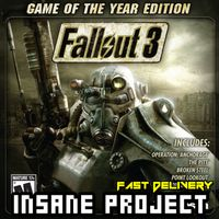 Fallout 3 - Game Of The Year Edition (PC/Steam) 𝐝𝐢𝐠𝐢𝐭𝐚𝐥 𝐜𝐨𝐝𝐞 / 🅸🅽🆂🅰🅽🅴 - 𝐹𝑢𝑙𝑙 𝐺𝑎𝑚𝑒