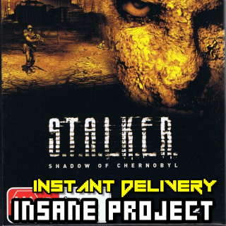 S.T.A.L.K.E.R. Shadow of Chernobyl ✈INSTANT DELIVERY