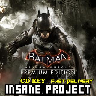 Batman: Arkham Knight Premium Edition Steam Key GLOBAL