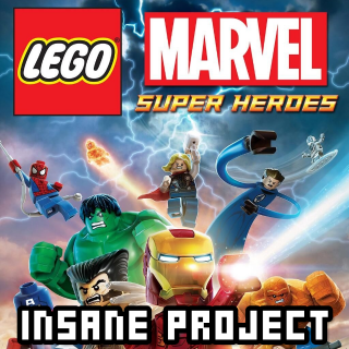LEGO MARVEL Super Heroes (PC/Steam) 𝐝𝐢𝐠𝐢𝐭𝐚𝐥 𝐜𝐨𝐝𝐞 / 🅸🅽🆂🅰🅽🅴 𝐨𝐟𝐟𝐞𝐫! - 𝐹𝑢𝑙𝑙 𝐺𝑎𝑚𝑒
