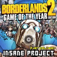 Borderlands 2 GOTY Steam Key GLOBAL Fast Delivery