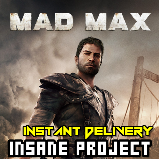 Mad Max ✈INSTANT DELIVERY