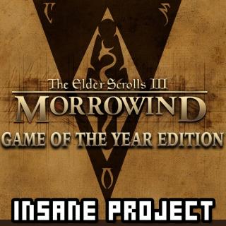 The Elder Scrolls III: Morrowind GOTY (PC/Steam) 𝐝𝐢𝐠𝐢𝐭𝐚𝐥 𝐜𝐨𝐝𝐞 / 🅸🅽🆂🅰🅽🅴 - 𝐹𝑢𝑙𝑙 𝐺𝑎𝑚𝑒