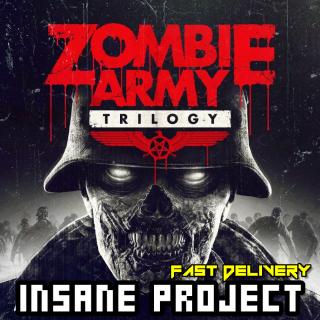 Zombie Army Trilogy (PC/Steam) 𝐝𝐢𝐠𝐢𝐭𝐚𝐥 𝐜𝐨𝐝𝐞 / 🅸🅽🆂🅰🅽🅴 𝐨𝐟𝐟𝐞𝐫! - 𝐹𝑢𝑙𝑙 𝐺𝑎𝑚𝑒