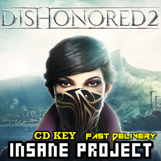 Dishonored 2 Steam Key GLOBAL