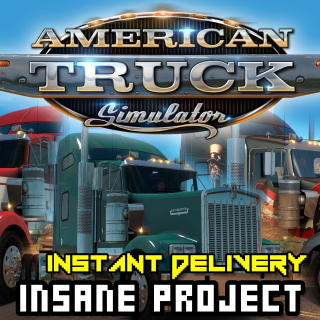 American Truck Simulator ✈INSTANT_DELIVERY