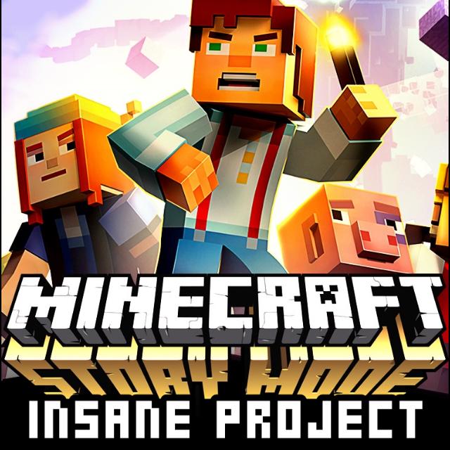 Minecraft Story Mode + DLC (PC/Steam) 𝐝𝐢𝐠𝐢𝐭𝐚𝐥 𝐜𝐨𝐝𝐞 / 🅸🅽🆂🅰🅽🅴 𝐨𝐟𝐟𝐞𝐫! - 𝐹𝑢𝑙𝑙 𝐺𝑎𝑚𝑒