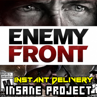 Enemy Front + Multiplayer Map Pack DLC (PC/Steam) 𝐝𝐢𝐠𝐢𝐭𝐚𝐥 𝐜𝐨𝐝𝐞 / 🅸🅽🆂🅰🅽🅴 - 𝐹𝑢𝑙𝑙 𝐺𝑎𝑚𝑒