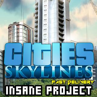 Cities: Skylines [STEAM][REGION:GLOBAL][KEY/CODE]
