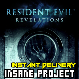 Resident Evil Revelations (PC/Steam) 𝐝𝐢𝐠𝐢𝐭𝐚𝐥 𝐜𝐨𝐝𝐞 / 🅸🅽🆂🅰🅽🅴 𝐨𝐟𝐟𝐞𝐫! - 𝐹𝑢𝑙𝑙 𝐺𝑎𝑚𝑒