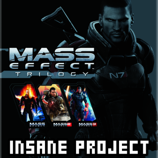 Mass Effect Trilogy (PC/Origin)