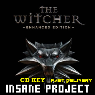The Witcher: Enhanced Edition Director's Cut GOG.COM Key GLOBAL
