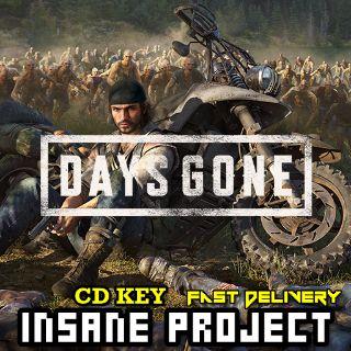 Days Gone Steam Key GLOBAL