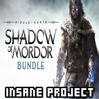 Middle-earth: Shadow of Mordor Bundle (PC/Steam) 𝐝𝐢𝐠𝐢𝐭𝐚𝐥 𝐜𝐨𝐝𝐞 / 🅸🅽🆂🅰🅽🅴 - 𝐹𝑢𝑙𝑙