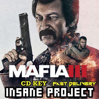 Mafia III Steam Key GLOBAL