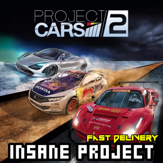 Project CARS 2 Steam Key GLOBAL