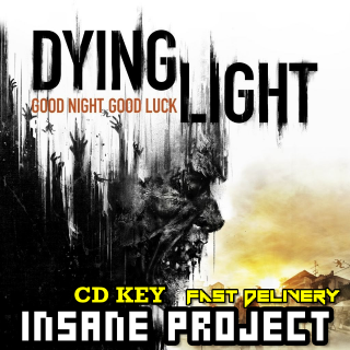 Dying Light Steam Key GLOBAL