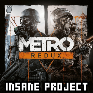 Metro Redux Bundle (PC/Steam) 𝐝𝐢𝐠𝐢𝐭𝐚𝐥 𝐜𝐨𝐝𝐞 / 🅸🅽🆂🅰🅽🅴 𝐨𝐟𝐟𝐞𝐫! - 𝐹𝑢𝑙𝑙 𝐺𝑎𝑚𝑒
