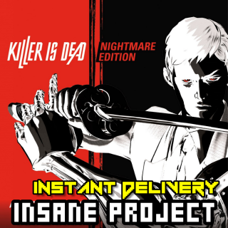 Killer is Dead - Nightmare Edition ✈INSTANT DELIVERY