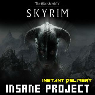 The Elder Scrolls V: Skyrim (PC/Steam) 𝐝𝐢𝐠𝐢𝐭𝐚𝐥 𝐜𝐨𝐝𝐞 / 🅸🅽🆂🅰🅽🅴 𝐨𝐟𝐟𝐞𝐫! - 𝐹𝑢𝑙𝑙 𝐺𝑎𝑚𝑒