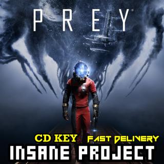 Prey (2017) Steam Key GLOBAL
