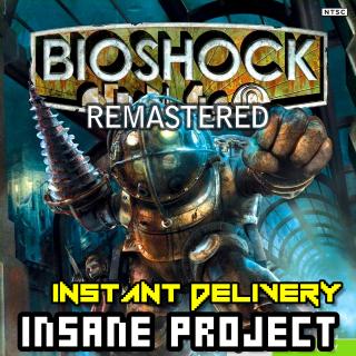 BioShock Remastered Steam Key GLOBAL