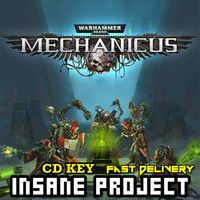 Warhammer 40,000: Mechanicus Steam Key GLOBAL