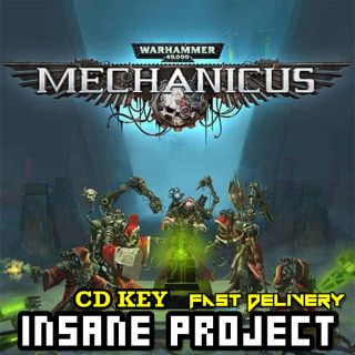 Warhammer 40,000: Mechanicus Steam Key GLOBAL