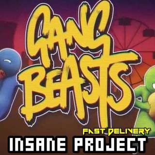 Gang Beasts Steam Key GLOBAL[Fast Delivery]