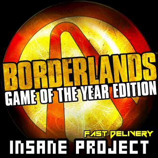 Borderlands GOTY EDITION Steam Key GLOBAL[Fast Delivery]