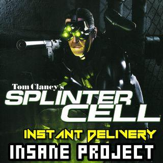 Tom Clancy's Splinter Cell (PC/Uplay) digital code / 🅸🅽🆂🅰🅽🅴 𝐎𝐟𝐟𝐞𝐫! - 𝐹𝑢𝑙𝑙 𝐺𝑎𝑚𝑒