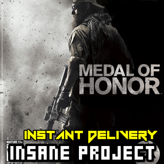 Medal of Honor ✈INSTANT_DELIVERY