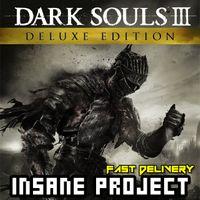 Dark Souls III 3 Deluxe Edition (PC/Steam) 𝐝𝐢𝐠𝐢𝐭𝐚𝐥 𝐜𝐨𝐝𝐞 / 🅸🅽🆂🅰🅽🅴 𝐨𝐟𝐟𝐞𝐫! - 𝐹𝑢𝑙𝑙 𝐺𝑎𝑚𝑒