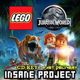 LEGO Jurassic World Steam Key GLOBAL