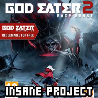 GOD EATER 2 Rage Burst (PC/Steam) 𝐝𝐢𝐠𝐢𝐭𝐚𝐥 𝐜𝐨𝐝𝐞 / 🅸🅽🆂🅰🅽🅴 𝐨𝐟𝐟𝐞𝐫!