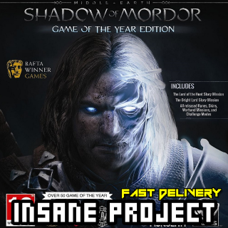 Middle-earth: Shadow of Mordor Game of the Year Edition [STEAM][REGION:GLOBAL][KEY/CODE]