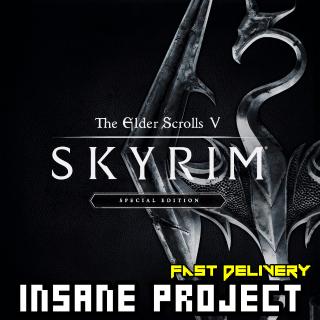 THE ELDER SCROLLS V: SKYRIM SPECIAL EDITION (PC/Steam) 𝐝𝐢𝐠𝐢𝐭𝐚𝐥 𝐜𝐨𝐝𝐞 / 🅸🅽🆂🅰🅽🅴 𝐨𝐟𝐟𝐞𝐫! - 𝐹𝑢𝑙𝑙 𝐺𝑎𝑚𝑒