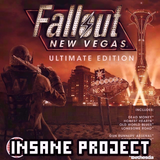 Fallout: New Vegas Ultimate Edition (PC/Steam) 𝐝𝐢𝐠𝐢𝐭𝐚𝐥 𝐜𝐨𝐝𝐞 / 🅸🅽🆂🅰🅽🅴 - 𝐹𝑢𝑙𝑙 𝐺𝑎𝑚𝑒